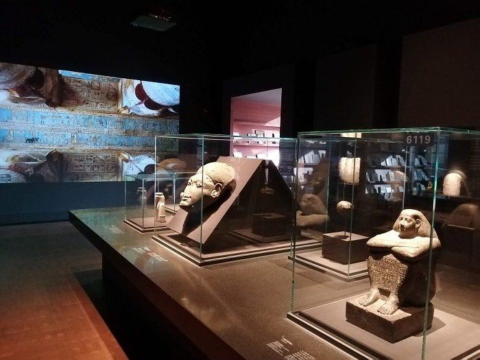 国立中央博物館_エジプト館