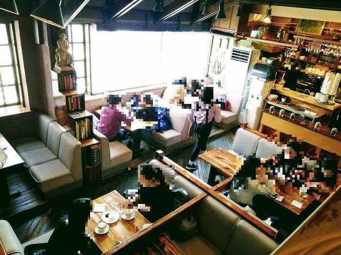 韓国ドラマ「星から来たあなた」撮影地 大学路の学林茶房