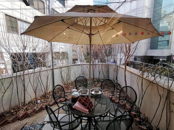 白南準(ナムジュンパイク)記念館とカフェ