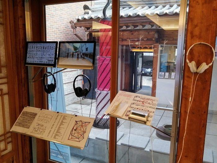 白南準(ナムジュンパイク)記念館作品とカフェ
