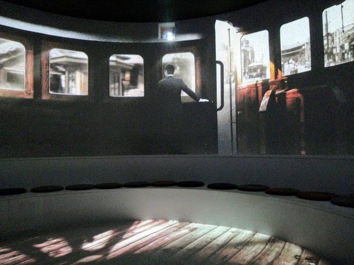 大韓民国歴史博物館『音、歴史の証人』声の劇場