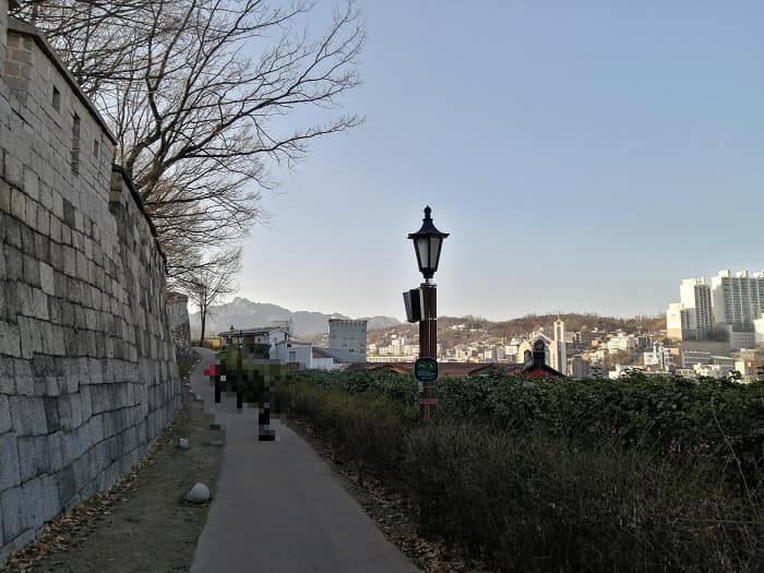 漢陽都城(ハニャントソン)