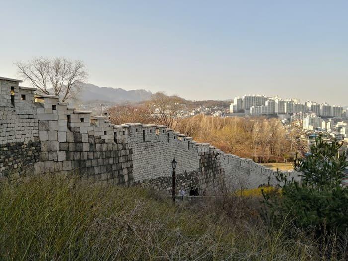 漢陽都城(ハニャントソン)城郭