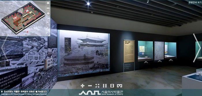 韓国の博物館、家で楽しむバーチャルリアリティ展示館