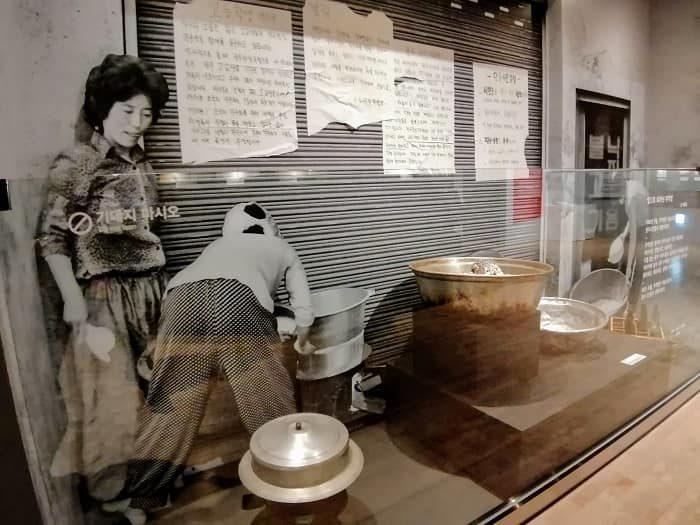 5・18民主化運動(光州事件) 五月のオモニ