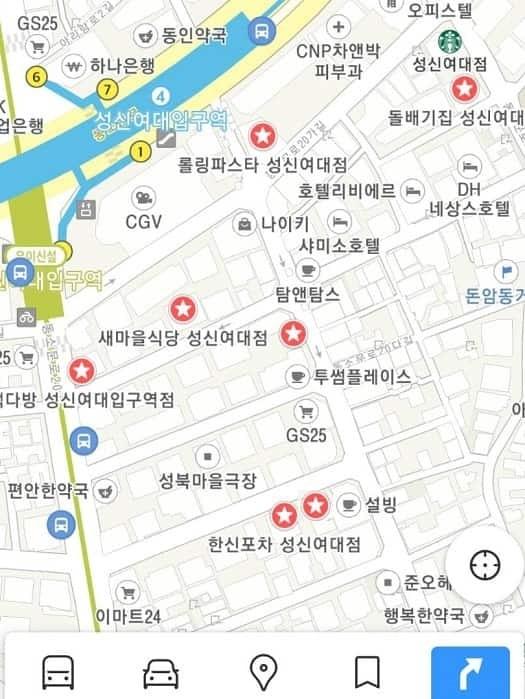 ペク・ジョンウォンが経営する人気チェーン店