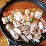 韓国の熟成キムチ、ムグンジ(묵은지)