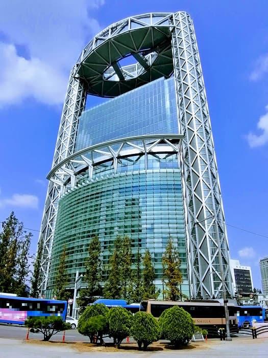 鐘閣駅(チョンガ)鐘路タワー