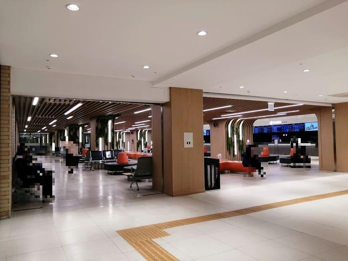 ソウル京釜(キョンブ)高速バスターミナル