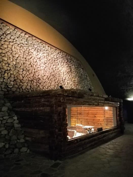 韓国慶州の大陵苑、天馬塚(チョンマチョン)見学
