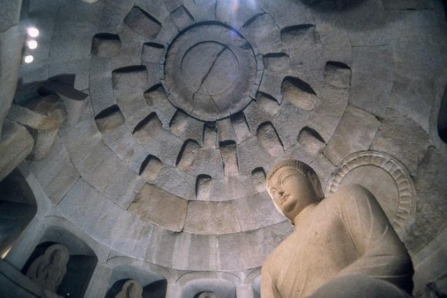 韓国ユネスコ世界遺産、国宝24号仏国寺ソクラム