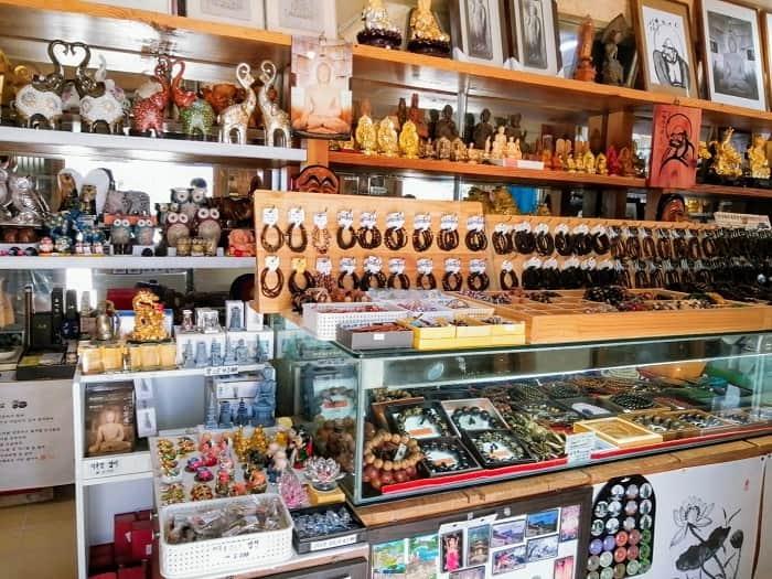 慶州 仏国寺プルグッサソックラム売店