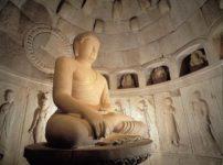 韓国世界遺産、国宝24号仏国寺ソクラム