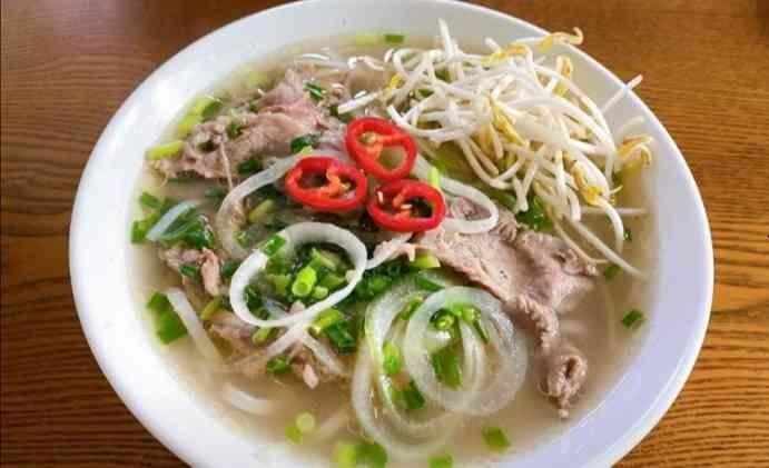 韓国ソウル ベトナム料理 サルグクス(フォー)