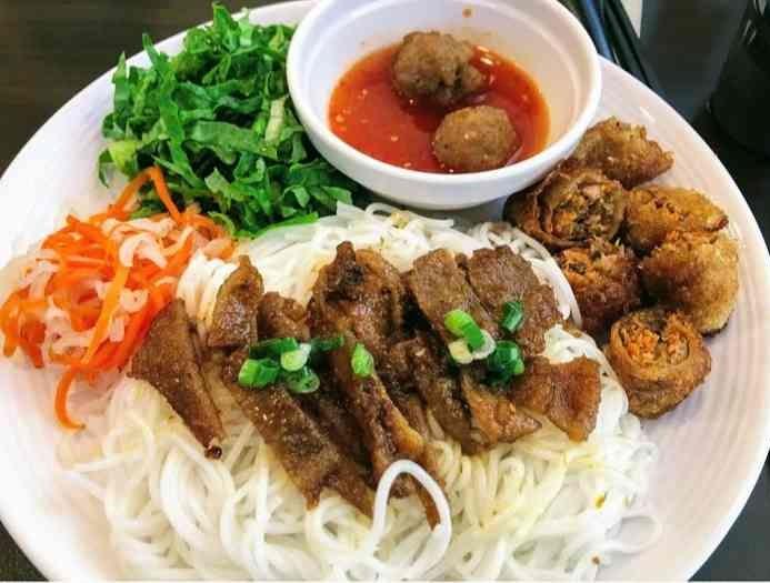 ベトナム風つけ麺 Bun Cha(ブンチャ)