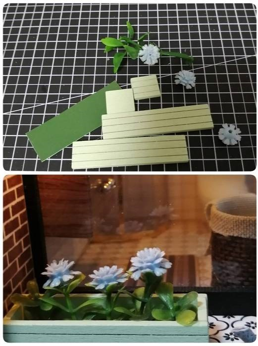 Yunko Blue Times ドールハウス ミニチュア 作り方