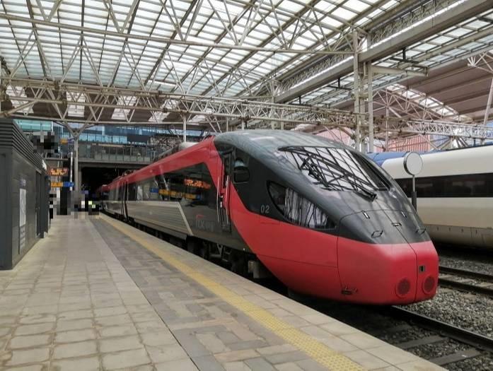 韓国の列車ITXセマウル