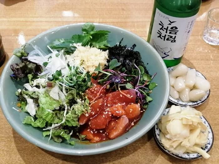 ソウルのすし・魚料理