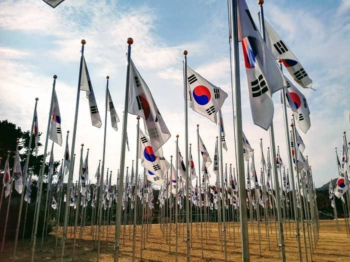 韓国のお盆(クヮンボッジョル)光復節