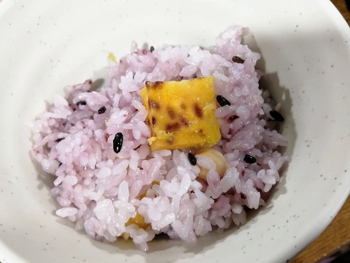 韓国ヌルンジ(おこげスープ) 食べ方