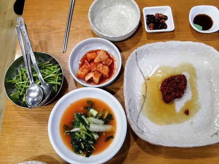 韓国のフグ料理おいしい店