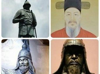 忠武公李舜臣将軍の顔を比べてみる