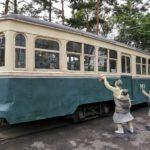 ソウル歴史博物館野外展示、路面電車