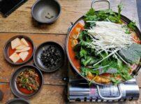 おひとり様OK韓国料理ソウルの飲食店