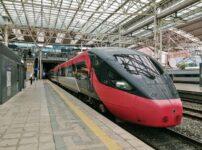 韓国の高速列車ITX